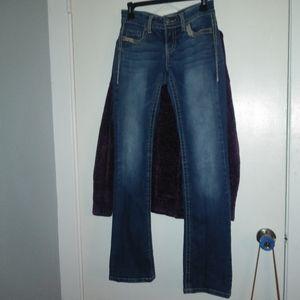 Virgo Bootcut Daytrip Jeans (25L)